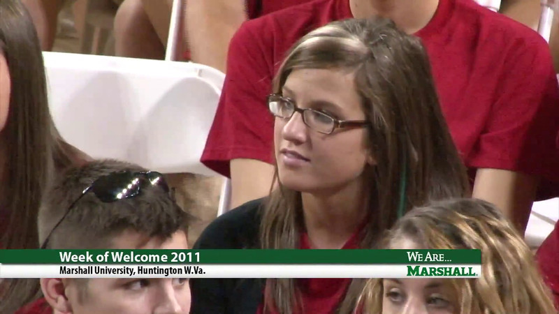 Marshall University: Week Of Welcome 2011 - YouTube 1.mp4