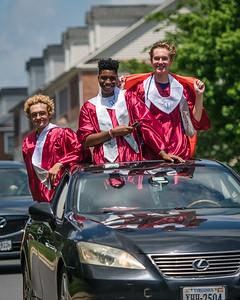 2020 Brambleton Parade: Standard