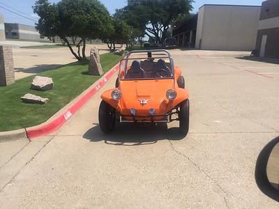 64 VW Buggy