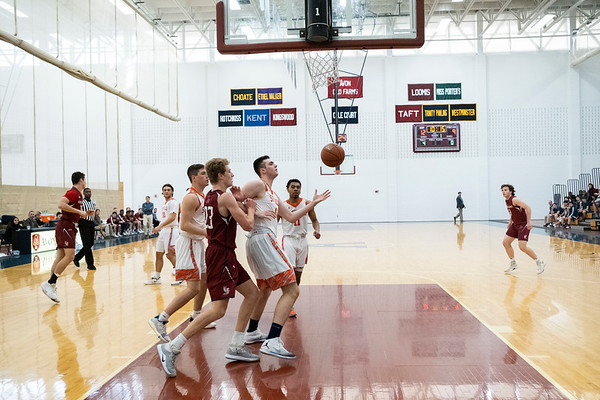2019-20 Varsity Basketball vs. Suffield