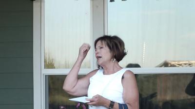 1012-13 Party Theresa Pitta's talk
