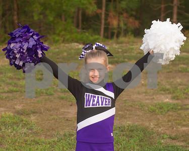 WAA Cheerleaders 09-30-14