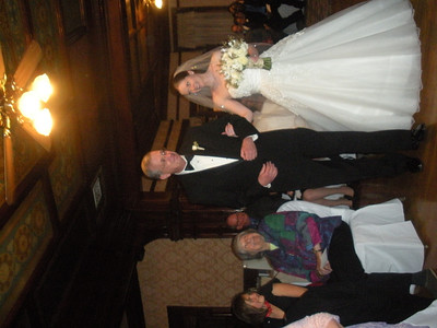 Wedding! (Alex's Photos)