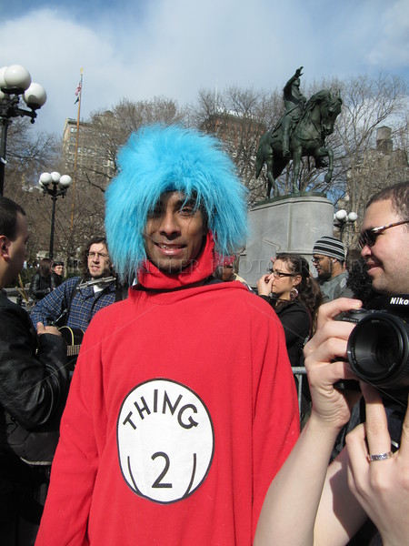 Pillowfight NYC 2011