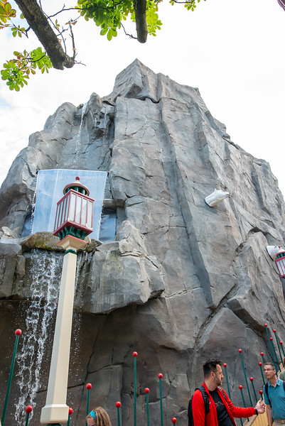 Tivoli Gardens - Rock Work