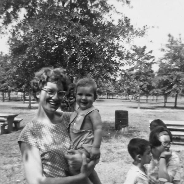 Maria and David Smock May 1963