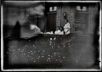 Photographs from  Scanned Glass Plate Negatives