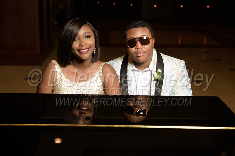 Jaylon Daniels Prom Session 04/19