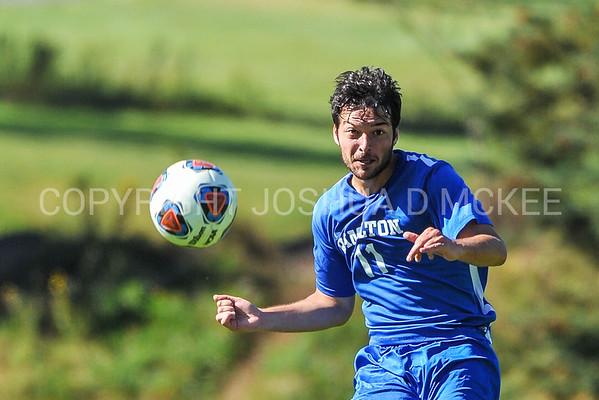 M Soccer v Tufts 10-1-17