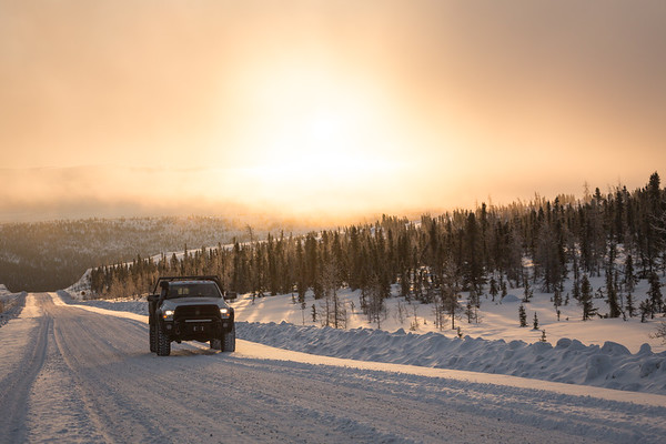 Overland Journal - Canada - Arctic Trail - 2016