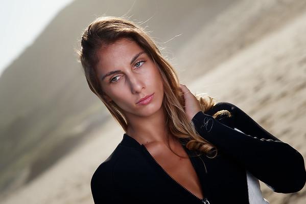 Nora El - Beach