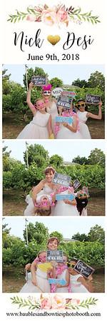 Nick & Desi Wedding