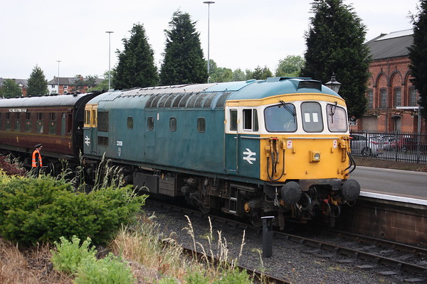 33108 - Severn Valley Railway, 2nd June 2017