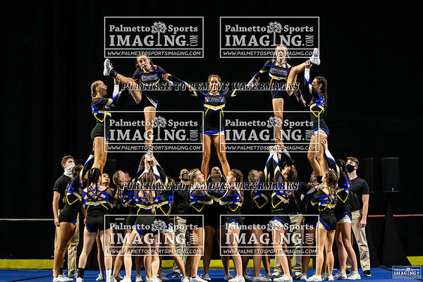 Fort Mill Varsity Cheer 2020 State Championship