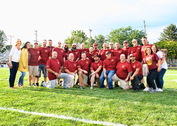 8.23.19 - 1994 WPIAL Champions Recognition & Celebration