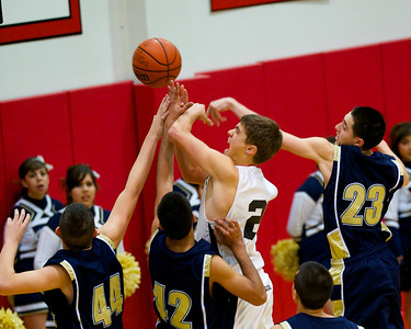 Basketball - St Pius & Atrisco games
