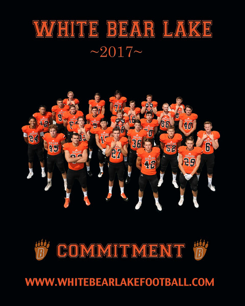 White Bear Football 2015