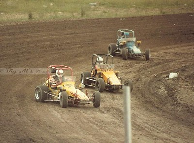 Airborne Speedway in the 1980's