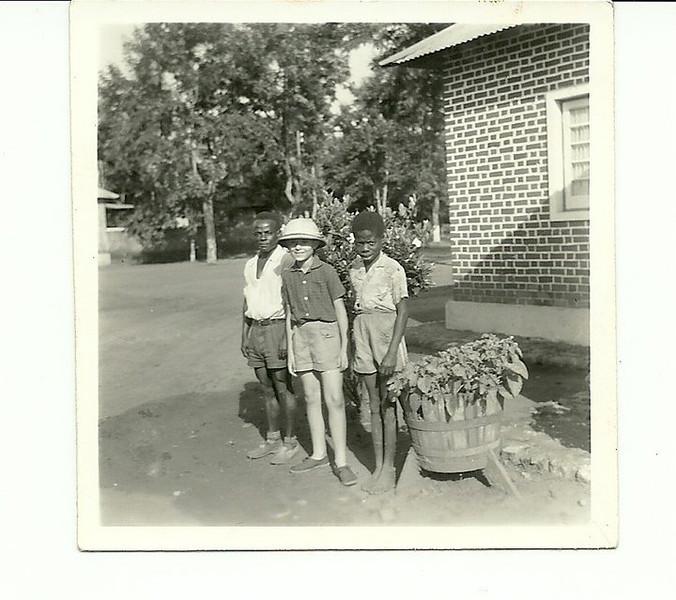 Luxinene 1962 Luis Neto e amigos