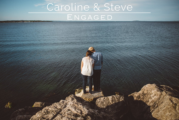 Caroline & Steve