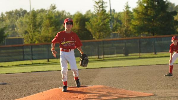 Cardinals September 2010 League Play