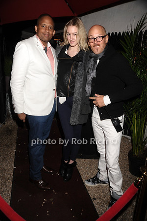 Matt Love, Jenna Tremblay, Artin Bey Archer photo by Rob Rich/SocietyAllure.com © 2013 robwayne1@aol.com 516-676-3939