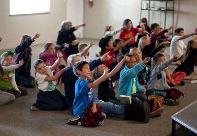 2012 - Children's Ministries