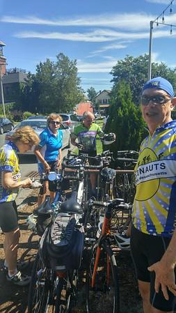 August 3 Mid-Week Ride