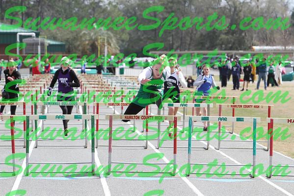 Suwannee High School Track - 2013