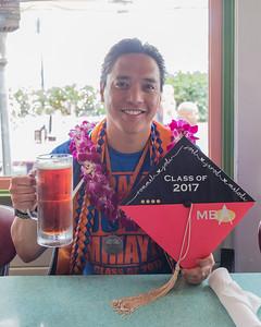 Mel's MBA Graduation