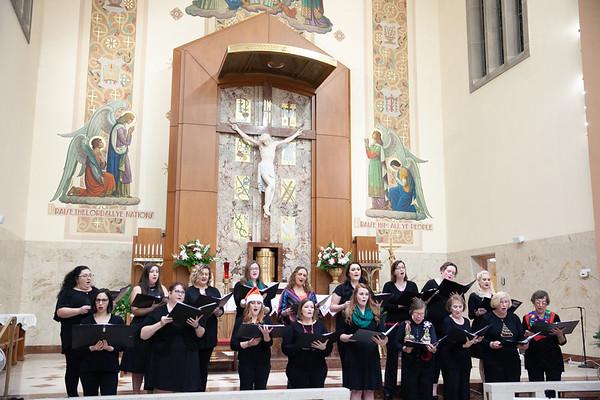 Mercy Alumni concert