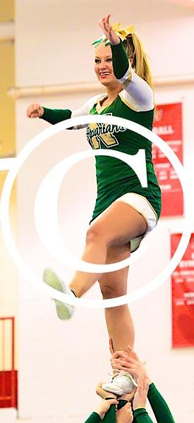 GBN Cheerleaders 2013-14