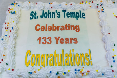 Salvation Army Temple 133rd Corps Anniversary
