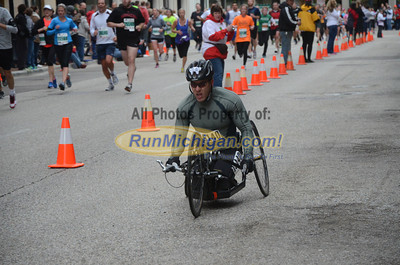 Wheelchair and Handcycle Finishers, Gallery 1 - 2013 Fifth Third River Bank Run