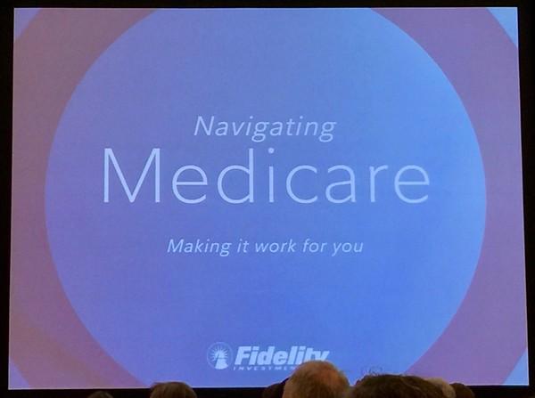 Fidelity's Medicare Presentation