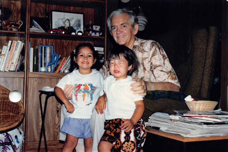June 1986. Alaya, Josh, Ruben