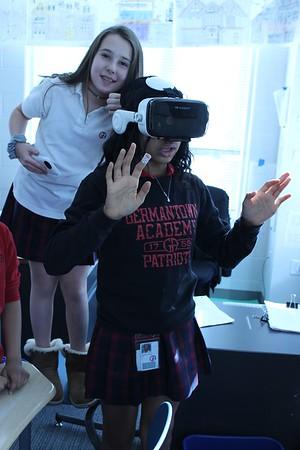 Virtual Reality Math