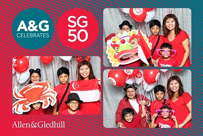 Allen & Gledhill National Day Celebration