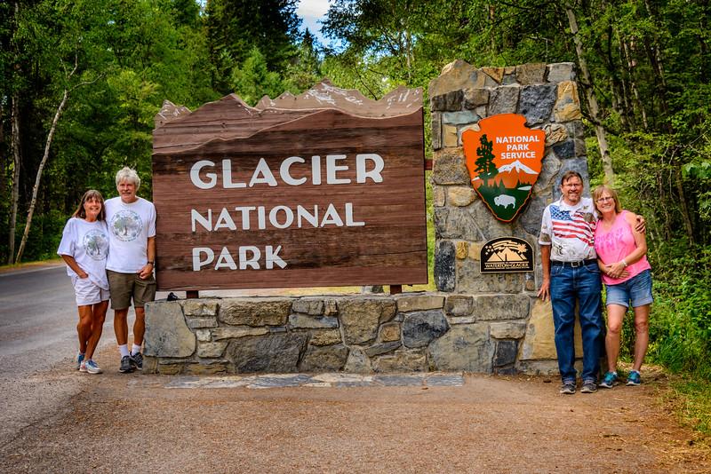 Glacier NP, Montana USA