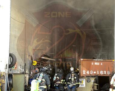 East Farmingdale Fire Co.  Working General Alarm   Dale St. 1/8/21