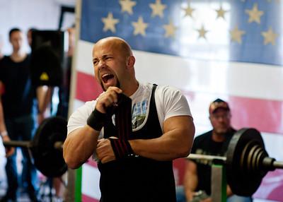 RPS Powerlifting Meet at Boston Barbell