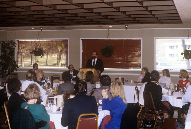 1989-01 John Speaking At Mt. Diablo Employer's Associatioin.jpg