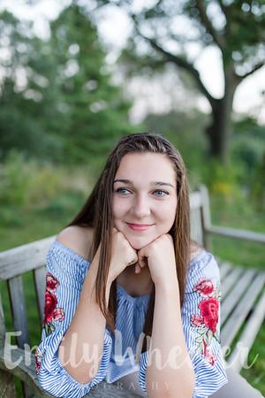 Elena Senior Portraits