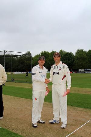 Cricket Sussex v Somerset 22 05 13