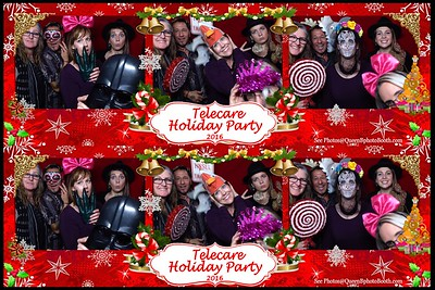 Telecare Holiday Party