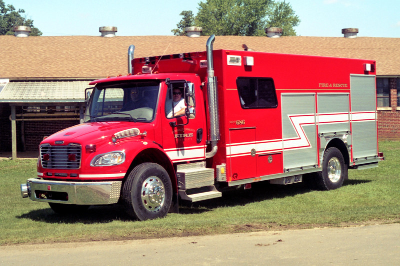 EVANSVILLE COMMUNITY FIRE DISTRICT   WIS