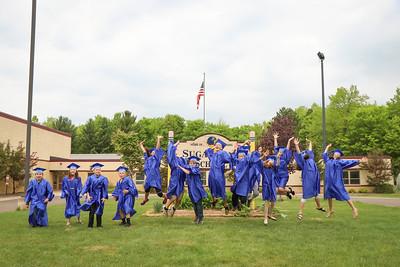 6th Grade Graduation - Sugar Camp