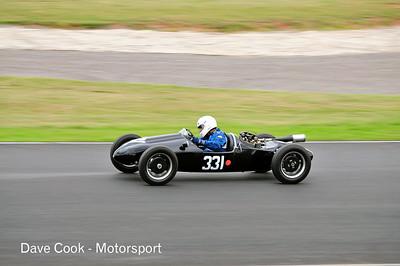 Formula 3 Racing Cars