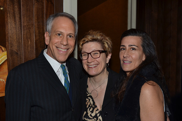 Oct 31, 2013-Sundance Foundation Dinner at Lafayette  and performance of FUN HOME by Lisa Kron & Jeanine Tesori