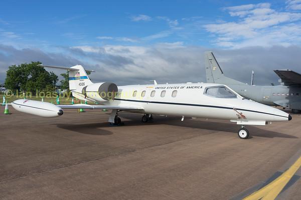 Civillian registered aircraft